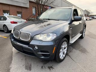 Used 2012 BMW X5 AWD 4dr 35d, NAVIGATION, LOW MILEAGE for sale in North York, ON