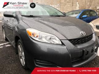 Used 2010 Toyota Matrix for sale in Toronto, ON