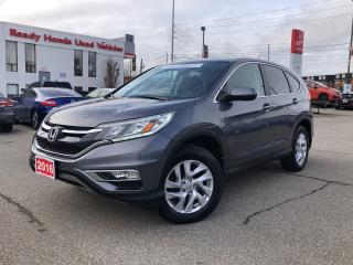 Used 2016 Honda CR-V SE -  Rear Camera - Smart Key - Heated Seats for sale in Mississauga, ON
