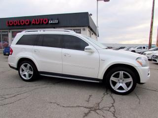 Used 2011 Mercedes-Benz GL-Class GL350 BlueTEC AMG DIESEL NAVI CAMERA CERTIFIED for sale in Milton, ON