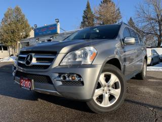 Used 2010 Mercedes-Benz GL-Class 4MATIC 4dr 3.0L BlueTEC |DIESEL|4-MATIC| ACCIDENT FREE| for sale in Brampton, ON