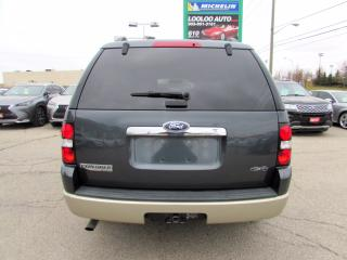 Used 2010 Ford Explorer Limited Eddie Bauer 4.0L 4x4 Auto Leather Certified for sale in Milton, ON