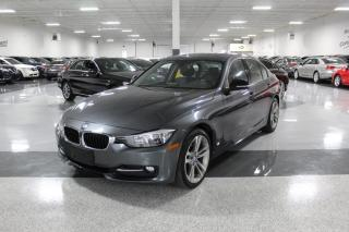 Used 2015 BMW 3 Series 320i xDRIVE I NAVIGATION I SPORT I LEATHER I SUNROOF for sale in Mississauga, ON