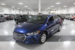 Used 2017 Hyundai Elantra HEATED SEATS I KEYLESS ENTRY I POWER OPTIONS I CRUISE I BT for sale in Mississauga, ON