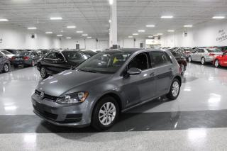 Used 2015 Volkswagen Golf NO ACCIDENTS I BIG SCREEN I HEATED SEATS I KEYLESS ENTRY for sale in Mississauga, ON