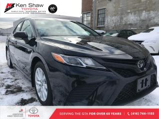 Used 2018 Toyota Camry | HEATED SEATS | SERVICE HISTORY | for sale in Toronto, ON