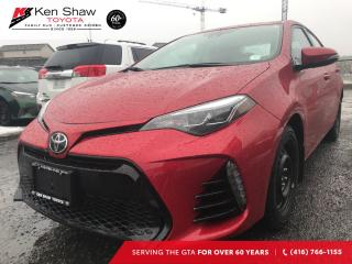 Used 2017 Toyota Corolla NAVIGATION | LEATHER for sale in Toronto, ON