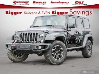 Used 2017 Jeep Wrangler RUBICON for sale in Etobicoke, ON