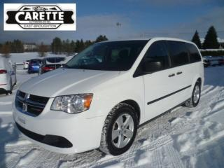 Used 2016 Dodge Grand Caravan SE Plus for sale in East broughton, QC