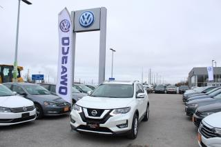 Used 2017 Nissan Rogue SV for sale in Whitby, ON