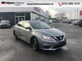 Used 2017 Nissan Sentra S  - Bluetooth -  Power Windows - $92 B/W for sale in Ottawa, ON