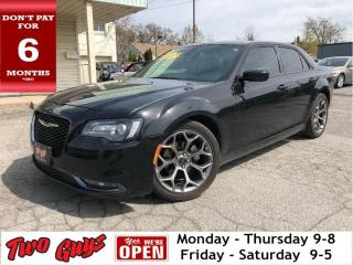 Used 2017 Chrysler 300 Navigation Leather Panorama Roof Back Up Camera for sale in St Catharines, ON
