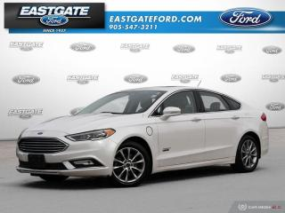 Used 2017 Ford Fusion Energi Platinum for sale in Hamilton, ON