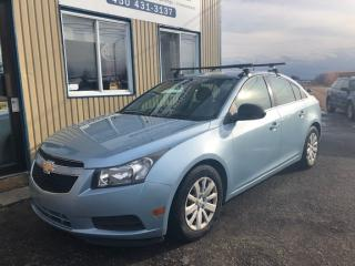 Used 2011 Chevrolet Cruze Ls avec 1sb for sale in Mirabel, QC