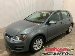 Used 2017 Volkswagen Golf TSI Mags A/C Caméra de recul Sièges Chauffants *Trendline* for sale in Trois-Rivières, QC