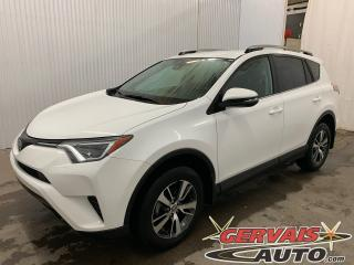 Used 2018 Toyota RAV4 LE AWD MAGS Caméra de recul Sièges Chauffants *Toyota Safety Sense* for sale in Shawinigan, QC