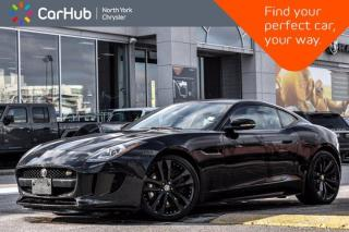 Used 2016 Jaguar F-Type S Meridian Sound Sunroof Navigation Sat Radio Heat and Memory Seats KeyLess for sale in Thornhill, ON