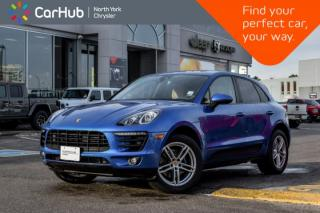 Used 2018 Porsche Macan |Panoramic.Sunroof|BOSE.Audio|Navi|Backup.Cam|Sat.Radio for sale in Thornhill, ON