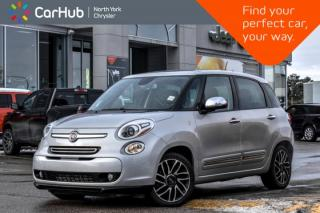Used 2014 Fiat 500 L Lounge|Pano_Sunroof|BEATS.Audio|Backup.Cam|Heat.Frnt.Seats|Sat.Radio for sale in Thornhill, ON