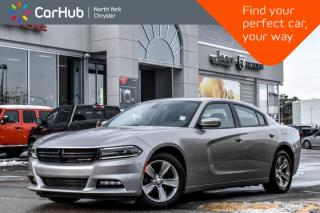 Used 2018 Dodge Charger SXT Plus|Customr-Prefrd.Pkg|Alpine.Audio|Sunroof|Sat.Radio|KeyLess for sale in Thornhill, ON