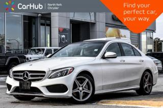 Used 2017 Mercedes-Benz C-Class C 300|AMG-Styling.Memory.Mirror.Pkgs|Pano_Sunroof|Navi for sale in Thornhill, ON