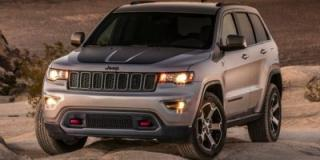 New 2020 Jeep Grand Cherokee Trailhawk for sale in Bolton, ON