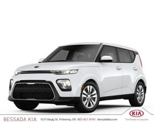 New 2020 Kia Soul LX IVT for sale in Pickering, ON