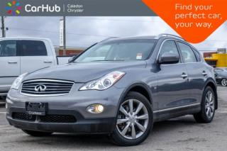Used 2015 Infiniti QX50 AWD|Sunroof|Backup Cam|Bluetooth|Leather|Heated Front Seats|Push Start|18