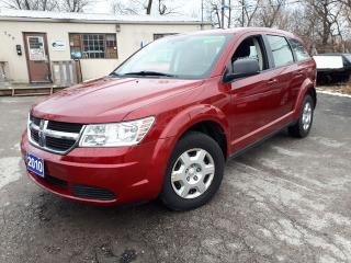 Used 2010 Dodge Journey SE,Certified for sale in Oshawa, ON