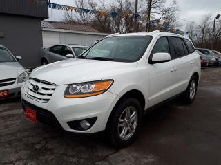 Used 2010 Hyundai Santa Fe GL,Certified for sale in Oshawa, ON