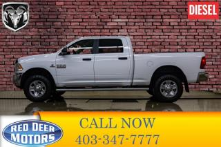 Used 2017 RAM 3500 4x4 Crew Cab SLT Diesel AISIN for sale in Red Deer, AB