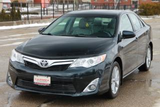 Used 2012 Toyota Camry XLE Heated Seats | Sunroof | Bluetooth for sale in Waterloo, ON