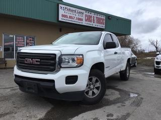 Used 2016 GMC Canyon $86.62 WEEKLY! $0 DOWN! CERTIFIED!! for sale in Bolton, ON