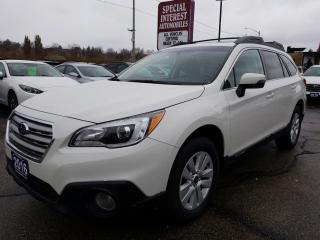 Used 2016 Subaru Outback 2.5i Touring Package SUNROOF !!  BLUE TOOTH !!  REAR CAMERA !!  AWD !! for sale in Cambridge, ON