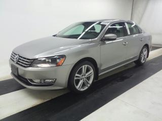 Used 2013 Volkswagen Passat COMFORTLINE for sale in Waterloo, ON