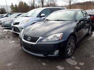 Used 2009 Lexus IS 250 for sale in Pickering, ON