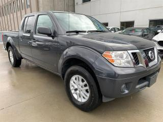 Used 2015 Nissan Frontier Crew Cab SV 4X4 at for sale in Port Moody, BC