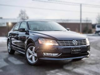 Used 2014 Volkswagen Passat Comfortline I Leather for sale in Toronto, ON