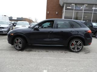 Used 2013 Porsche Cayenne GTS NAVI/SUNROOF/LEATHER for sale in Concord, ON