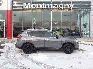 Used 2017 Nissan Rogue SL Platine 4 portes TI GPS,CUIR, CAMÉRA for sale in Montmagny, QC