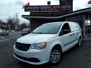 Used 2015 Dodge Grand Caravan CARGO for sale in Scarborough, ON