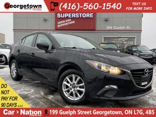 Used 2014 Mazda MAZDA3 GS-SKY | MANUAL | BACK UP CAM | HEATED SEATS | for sale in Georgetown, ON