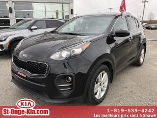 Used 2017 Kia Sportage Traction avant 4 portes LX for sale in Shawinigan, QC