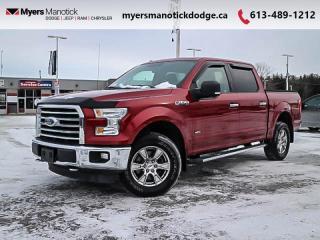 Used 2015 Ford F-150 XLT  - Bluetooth -  SiriusXM - $217 B/W for sale in Ottawa, ON
