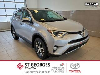 Used 2016 Toyota RAV4 XLE for sale in St-Georges, QC