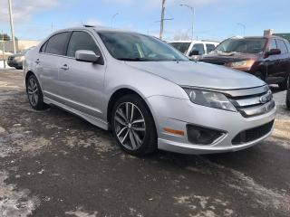 Used 2012 Ford Fusion SPORT AWD for sale in Mirabel, QC