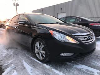 Used 2011 Hyundai Sonata LIMITED for sale in Mirabel, QC