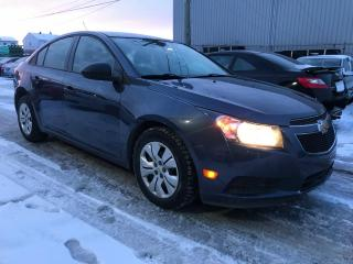 Used 2014 Chevrolet Cruze 2LS for sale in Mirabel, QC