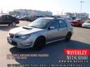 Used 2006 Subaru Impreza WRX for sale in Winnipeg, MB