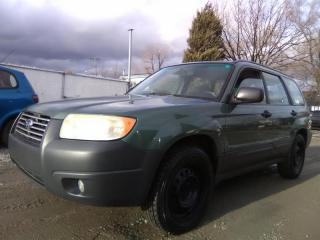Used 2006 Subaru Forester 5DR WGN 2.5X for sale in Longueuil, QC